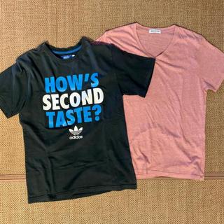 アディダス(adidas)のTシャツ まとめ売り②(Tシャツ/カットソー(半袖/袖なし))