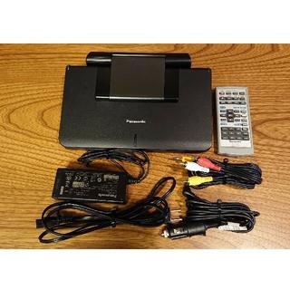 Panasonic - 送料無料!  Panasonic ポータブル DVD-LX89-K 美品