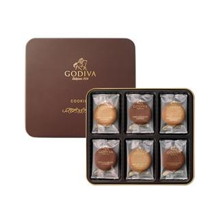 GODIVAゴディバ クッキーアソートメント18枚(菓子/デザート)