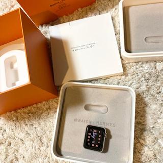 Apple Watch - Apple Watch 3 Hermes 38mm エルメス バンド新品