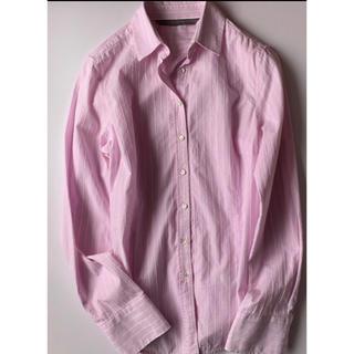 ZARA - ZARA  ピンクシャツ