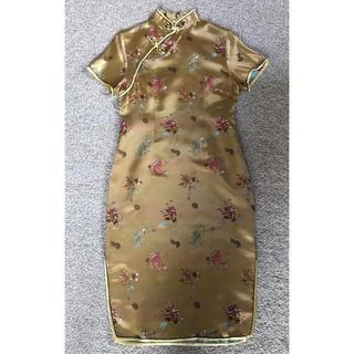 【美品】チャイナドレス(その他ドレス)