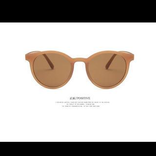 サングラス ベージュ レディース  韓国ファッション 紫外線対策 サマー 夏