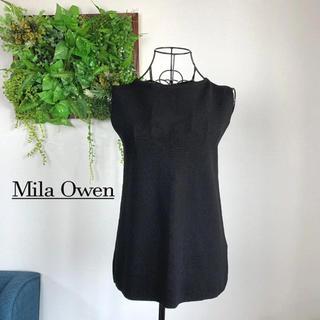 Mila Owen - 【美品】ミラオーウェン ノースリーブニット