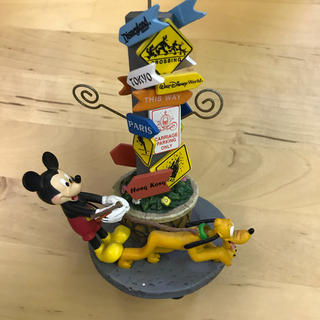 Disney - レア WDW購入 写真立て ディズニー ミッキー
