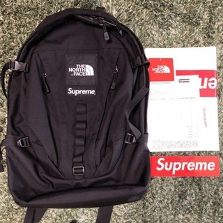Supreme - NORTH FACE supreme expedition back pack
