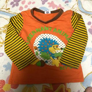 ビッツ(Bit'z)のビッツ  裏毛ロンT 100(Tシャツ/カットソー)