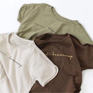 韓国子供服 Tシャツ