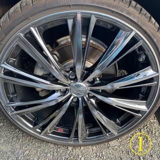 レオニス WX 20インチ ホイール 新品タイヤセット