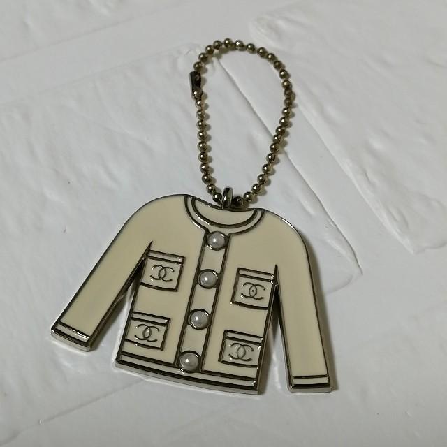 CHANEL(シャネル)のCHANEL シャネル チャーム キーホルダー レディースのファッション小物(キーホルダー)の商品写真