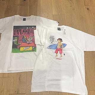 アップルバム(APPLEBUM)のアップルバム Tシャツ 2枚セット(Tシャツ/カットソー(半袖/袖なし))
