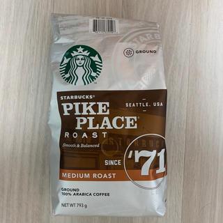 Starbucks Coffee - スターバックスコーヒー パイクプレイスロースト5つセット