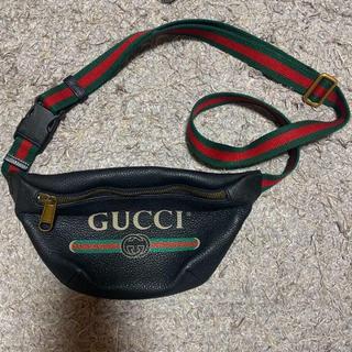 Gucci - GUCCI ベルトバック