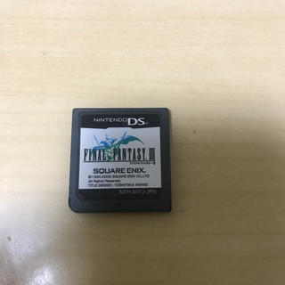 ニンテンドーDS - ファイナルファンタジー Ⅲ DS