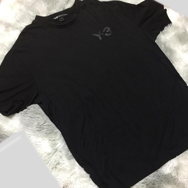 Y-3(ワイスリー)のy-3 tシャツ メンズのトップス(Tシャツ/カットソー(半袖/袖なし))の商品写真