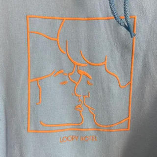 LOOPY HOTEL hoodie パーカー(パーカー)