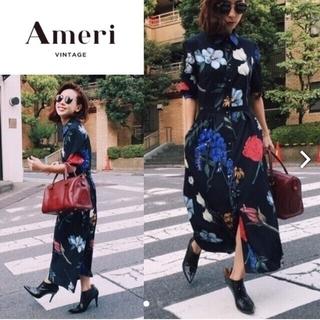 Ameri VINTAGE - アメリヴィンテージ AMANDA LADY DRESS
