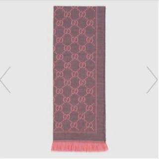 グッチ(Gucci)のGGウールスカーフ(マフラー/ショール)