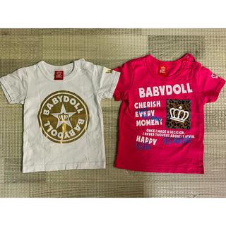 BABYDOLL - BABY DOLL キッズTシャツ