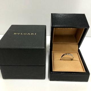 BVLGARI - 💍定価129,800円 ブルガリ 結婚指輪 マリッジ リングPT950 17号