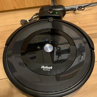 アイロボット(iRobot)のルンバe5(掃除機)