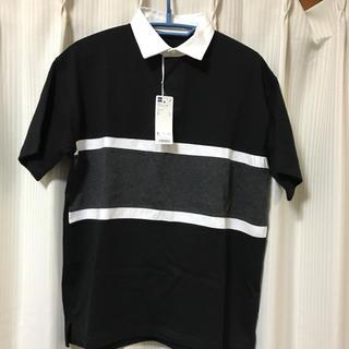 ジーユー(GU)の新品 GU ラガーシャツ ポロシャツ(シャツ)