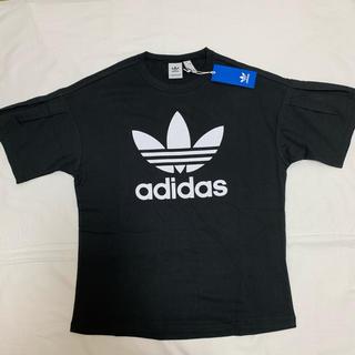 アディダス(adidas)の新品 アディダス オリジナルス TEE 半袖 Tシャツ XL レディース(Tシャツ(半袖/袖なし))