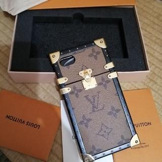 LOUIS VUITTON - ルイヴィトン iPhone7、8ケース アイトランクケース