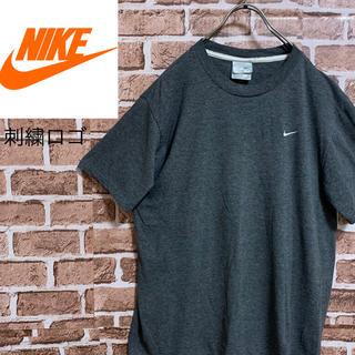 ナイキ(NIKE)の人気‼︎【NIKE】刺繍ロゴ Tシャツ 90s (Tシャツ/カットソー(半袖/袖なし))