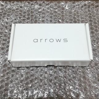 富士通 - 未開封 富士通 arrows M05 本体 ホワイト