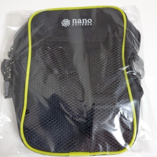 nano・universe - smart スマート 7月号 付録 ショルダーバッグ ナノユニバース