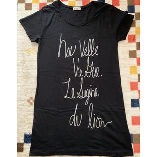 ルクールブラン(le.coeur blanc)のLE.COEURBLANC  ル クールブラン ロゴTシャツ(Tシャツ(半袖/袖なし))