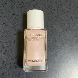 CHANEL - ルブラン ロージードロップス