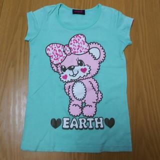 EARTHMAGIC - EARTHMAGIC 👕半袖Tシャツ【size140㌢】