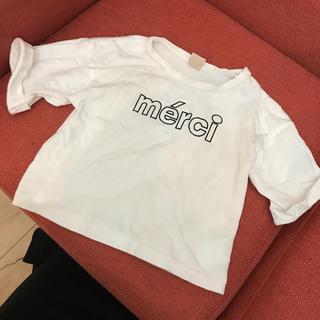 プティマイン(petit main)のTシャツ(ジャケット/上着)