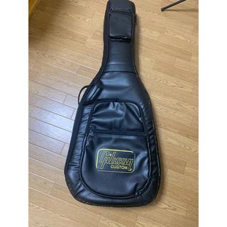 ギブソン(Gibson)のGIBSON レスポール、SG用レザー調ギグバッグ 新品同様 非売品 (ケース)