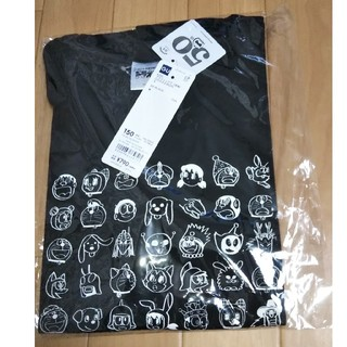 ジーユー(GU)の【新品完売品】GUドラえもんコラボTシャツ150(Tシャツ/カットソー)
