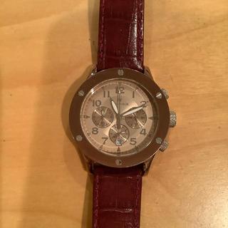 フォリフォリ(Folli Follie)のFolli Follie メンズ腕時計 (腕時計(アナログ))