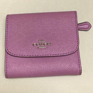 COACH - COACH 三つ折り財布