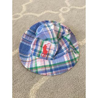 ラルフローレン(Ralph Lauren)のラルフローレン  ハット 帽子 キッズ リバーシブル(帽子)