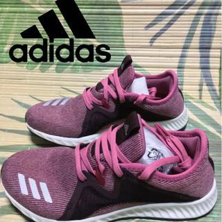 アディダス(adidas)の美品★adidas スニーカーレディース23.5cm(スニーカー)