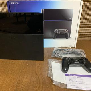 PlayStation4 - SONY PlayStation4 本体 CUH-1100AB01