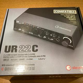 スタインバーグ社 UR22C(オーディオインターフェイス)