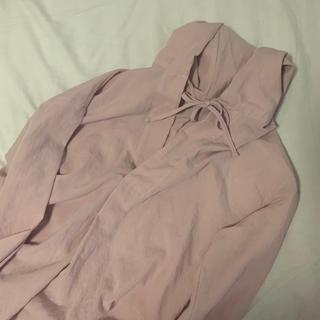 ロキエ(Lochie)のvintage フードシャツ(シャツ/ブラウス(長袖/七分))