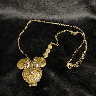 ディズニー(Disney)の新品 ディズニー ネックレス ミラーペンダント ミニー ディズニーランド tds(ネックレス)