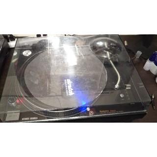 パナソニック(Panasonic)の【動作確認済】SL-1200 MK6 BK Y(ターンテーブル)