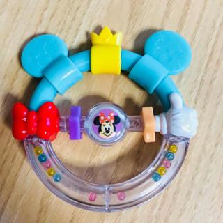 ディズニー(Disney)のディズニー 歯固め ラトル (がらがら/ラトル)