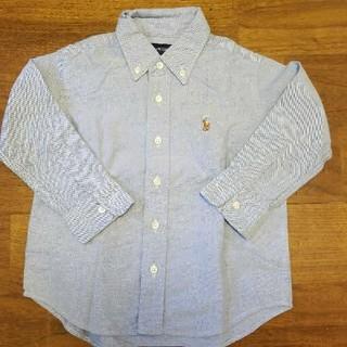 ラルフローレン(Ralph Lauren)のラルフローレン 90 長袖シャツ  オックスフォード(Tシャツ/カットソー)