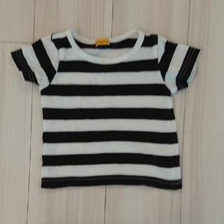シマムラ(しまむら)の子供服ボーダーTシャツ(Tシャツ)