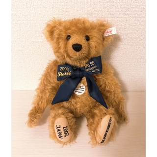 Steiff PB28 Japan Exhibition bear 2002